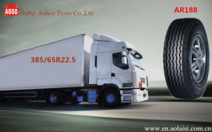 Good Quality Truck Tyre 385/65r22.5 Tyre pictures & photos