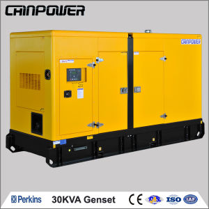 30kVA 24kw 50Hz 3phase Small Home Use Generator Diesel
