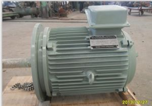 5kw 100rpm Low Speed Vertical Permanent Magnet Generator pictures & photos