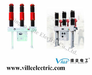 Outdoor Hv Vacuum Circuit Breaker; Circuit Breaker pictures & photos