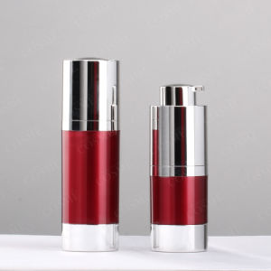 Acrylic Airless Bottles for Cosmetic Packaging pictures & photos