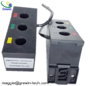 2A/0.1-0.353V Output Three Phase Current Transformer for Motor Protection pictures & photos