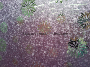 Supply 4mm to 6mm Ice Flower Glass, Decorative Glass and Art Glass pictures & photos