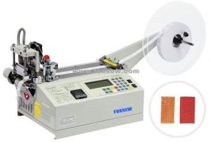 Elastic Bands Cutting Machine (FX-120H) pictures & photos
