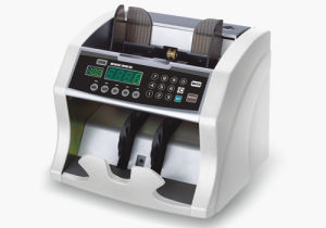Intellectual Vertical Note Counting Machine pictures & photos