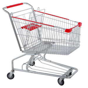American Supermarket Cart ISO9001: 2000 & CE pictures & photos