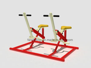 Outdoor Fitness Equipment Double Units Bonny Rider FT-Of343 pictures & photos