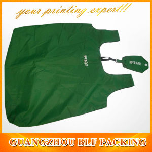 Green Nylon Shopping Bag pictures & photos