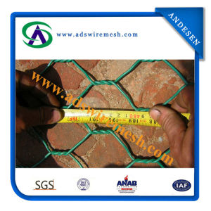 Gebion Box/ Chicken Wire Mesh/ Hexagonal Wire Mesh pictures & photos