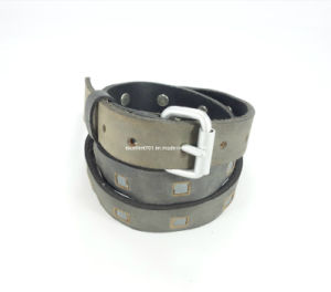 Newly-Designed Lady Leather Waist Belt (EUBL0218-30)