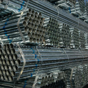 Hot Dipped Galvanized Steel Pipe Q235B pictures & photos