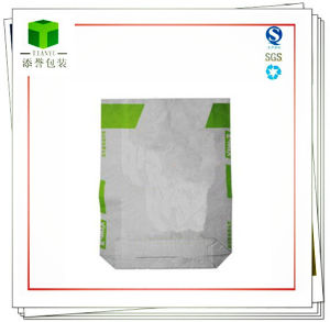 Customized Square Bottom Paper Bag for Lysine pictures & photos