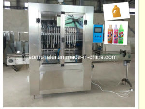 500ml-2L Automatic Detergent / Lubricating Oil Filling Machine pictures & photos