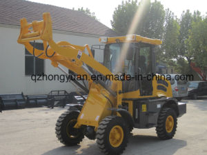 Zl10b Small Farm Wheel Loader with Quickhitch Ce Approved pictures & photos