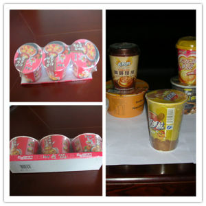 Shrink Packaging/Wrapping Machine (FFB) for Bottle, Fast Noodle pictures & photos