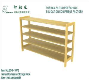 Kindergarten Wooden Rack