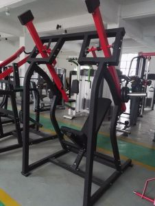 ISO-Lateral Shoulder Press Commercial Gym Fitness Equipment for Wholesale pictures & photos