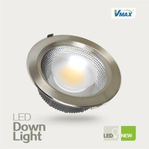Super Brightness High CRI COB Light Source No UV Radiation 45W LED Downlight Recessed pictures & photos