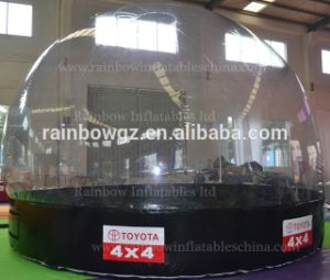 Popular Outdoor Inflatable Dvertising Bubble Tent for Sale pictures & photos
