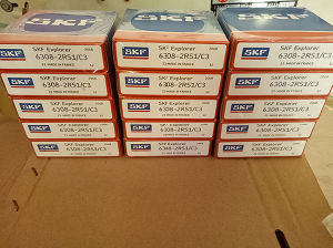 Metric Rolling Bearing SKF 6308-2RS1/C3 Deep Groove Ball Bearing pictures & photos