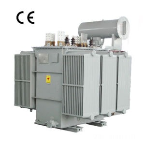 Three Phase Voltage Transformer, Transformer (ZBS-1800/10) pictures & photos