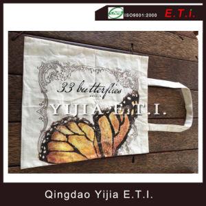 Silk Screen Printed Eco Cotton Shopping Bag pictures & photos