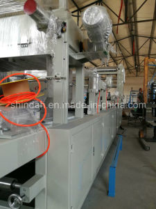 FRP GRP Water Tank SMC Prepreg Sheets Making Machine with Warning System pictures & photos