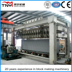 Famous Design Separator for Blocks of AAC Production Line pictures & photos