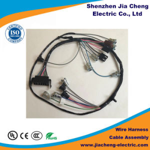 Wire Harness Connector for Household Electronic Equipment OEM Design pictures & photos