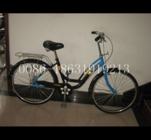 "26"" Bicycle City Bike with Rear Carrier (HC-LD-2697) pictures & photos"