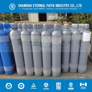 High Pressure 40L Oxygen Cylinder (EN ISO9809-1) pictures & photos