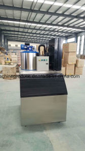 300kgs Scale Ice Maker for Supermarket Use pictures & photos