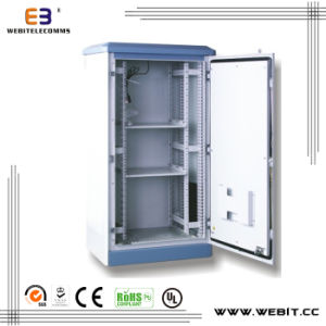 IP55 19′′ Outdoor Cabinets for Telecommunication (WB-OD-A) pictures & photos
