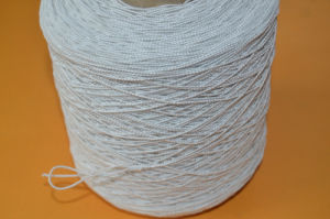 Medical 0.8mm Cotton Elastic String pictures & photos