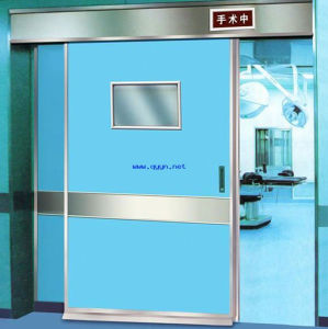 Hospital Automatic Door with Hermetic Function pictures & photos
