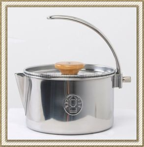 Stainless Steel Water Kettle with Adjustable Handle (CL2C-DK1409) pictures & photos