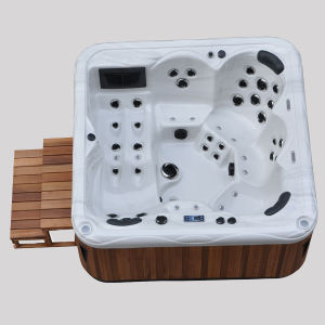 2014 Newest Hot Tub with Big Surfing Jets Jcs-63 pictures & photos
