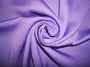 Imitation Silk Crepe De Chine Fabric pictures & photos