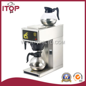 Stainless Steel Electric Drip Coffee Machine (DCM-17) pictures & photos