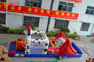 Giant Inflatable Obstacle Course/Inflatable Obstacle Chob325 pictures & photos