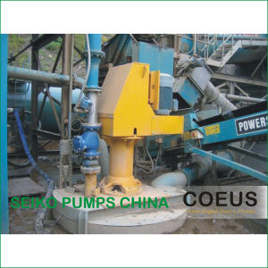 Vertical Slurry Pumps Used for Sag Mill Discharge