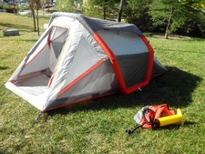 Outdoor Camping Inflatable Tent pictures & photos