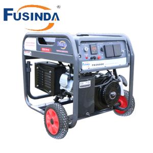 3kw Generator Set Fusinda Bensin Generator FD3600E pictures & photos