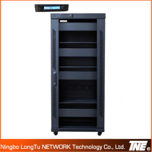 Network Cabinet with LCD Digital Temperature Unit pictures & photos