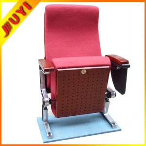 Jy-606m 2014 Best Used Theater Chairs Cinema Chairs Prices with Cup Holder and Tablet pictures & photos