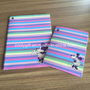 Branded Printed A4 A5 Documents Wallet Cardboard Paper File Folder pictures & photos