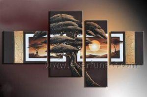 High Quality Modern Landscape Oil Painting (LA4-037) pictures & photos