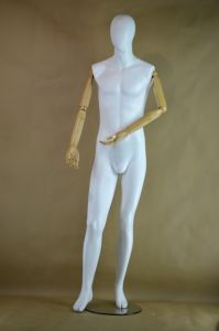 Manichino Di Legno/ Window Dressing Male Mannequin Manufacturer pictures & photos
