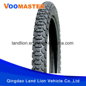 Hot Selling Panama Cross Country Pattern Motorcycle Tyre 3.00-17, 3.00-18, 2.50-17 pictures & photos