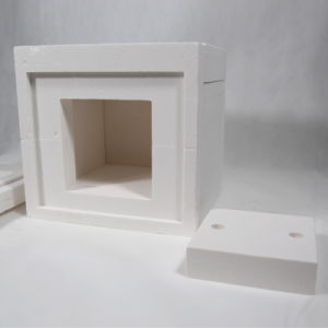 1200c Ceramic Fiber Box Type Chamber pictures & photos